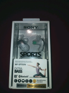 Sony sports bluetooth wireless headphones