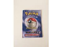 Rare Pokemon rule book