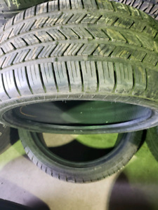 2 Goodyear eagle ls-2 runflat tires 245/40r19 like new
