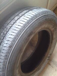 2 pneus d'été 185/75/R14