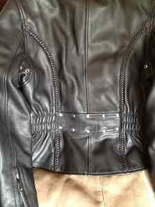 Motorcycle Jacket, Chaps, and Gloves London Ontario image 2