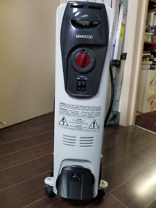 Kenwood oil-filled electric heater