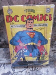 75yrs of DCComics,Sealed very large,sealed in cardboard