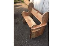 Larch Rocking Chair