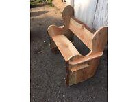 Larch Rocking Chair