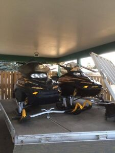 Skidoo Package for Sale LOW KM
