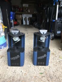 2 x jb systems dynamo scanners