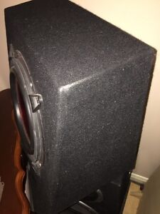 ^** MTX THUNDER SUBWOOFER IN TRUCK BOX  Kitchener / Waterloo Kitchener Area image 2