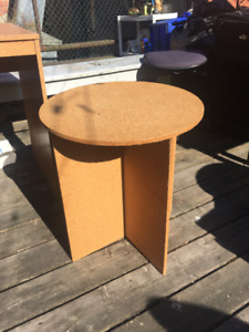 Collapsible Side Table