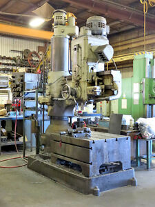 K & W E24 Radial Drilling Machine - $2600 LOWEST PRICE YET Kawartha Lakes Peterborough Area image 1