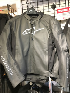 ALPINESTAR LEATHER JACKETS AT HFX MOTORSPORTS!!!