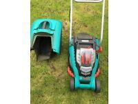 Bosch Rotak 37 LI Ergoflex Cordless 36 V Rotary Lawnmower RRP NEW £419