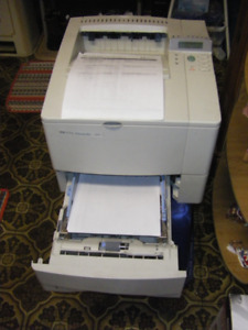 HP 4000 LASERJET PRINTER