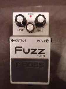 Boss Fuzz Pedal - FZ-3