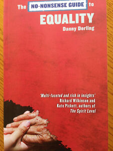 Reduced!UNIVERSITY TEXT BOOK - THE NO-NONSENSE GUIDE TO EQUALITY Regina Regina Area image 1