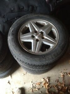 2003 Monte Carlo Rims And Tires