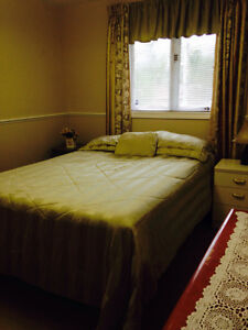 Room for rent in quiet residential colby village