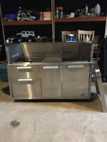 Barbecue cart/stand