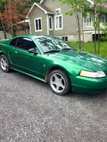 2000 Ford Mustang Coupé (2 portes)