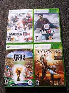 Xbox 360 games great for a gift Kitchener / Waterloo Kitchener Area image 1