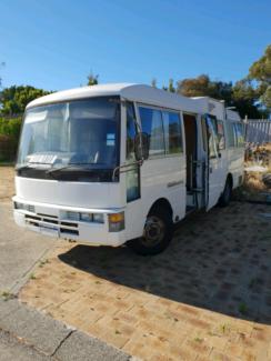 Motorhome campervan Nissan civilian Yokine Stirling Area Preview