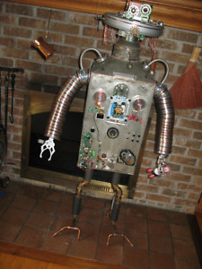 HERE'S ROSEY THE ROBOT by RH