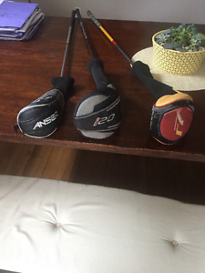 Left Hand Drivers/3 wood