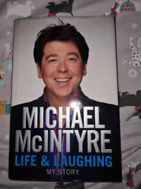 Michael McIntyre Life and Laughing My Story