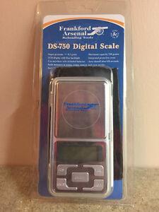 Franklin Arsenal D750 Digital Scale