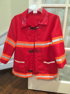 Firefighter's Costume