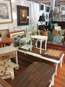 Furniture, antiques, collectibles plus 1000 booths to explore