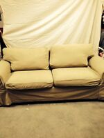 Ikea ektorp sofa bed buy sell items tickets or tech in ontario kij - Sofa lit confortable ...