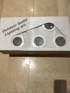 "4"" OUTDOOR SOFFIT KIT"