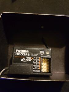 Futaba R603FS Receiver