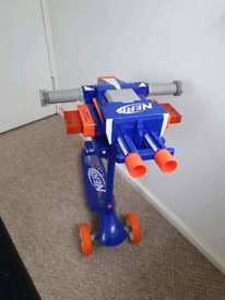 nerf scooter