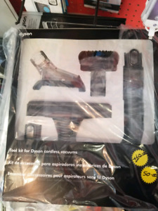 BRAND NEW Dyson cordless vacuums toolkit