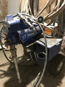 Industrial Paint Sprayer For Sale - 395 Graco Finish Pro Air