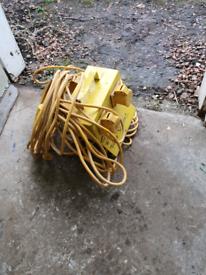 110 volt extension spider