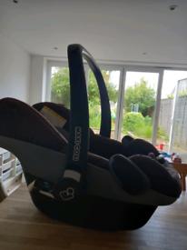 Baby car seat,