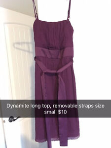 Womens Size Small Tops