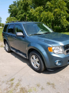 2011 ford escape xlt 149kms