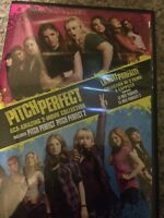Pitch perfect 1 and 2
