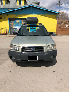 2005 Subaru Forester X SUV, Crossover