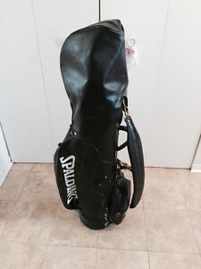 Golf Clubs and Golf Bag (MAKE ME AN OFFER!)