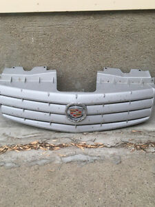 Cadillac CTS Factory Grill
