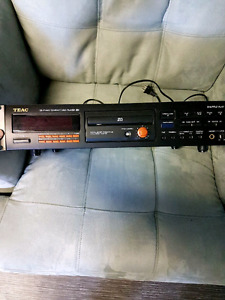 Teac CD and Tape Player in Like New Condition