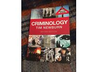 Criminology Textbook