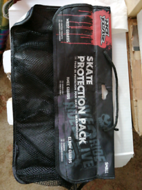 No Fear skate protection pack
