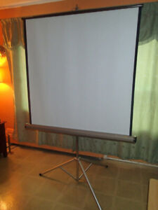 Écran de projection Da-Lite 50''x50'' Diagonal 73'' (186 cm)