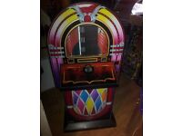 SOUND LEISURE ROUTE 66 RETRO CLASSIC FULL SIZE JUKEBOX - NICE ONE delivery available for Christmas